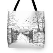 Clermont Farm Gate Tote Bag