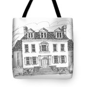 Clermont Historic Site Tote Bag