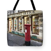 Clevedon West End Post Office Tote Bag