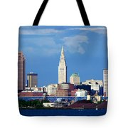 Cleveland Beauty Tote Bag