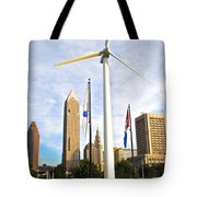 Cleveland Ohio Science Center Tote Bag
