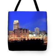 Cleveland Panoramic      Tote Bag