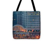 Clevelands Tower City Tote Bag