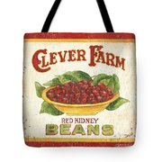 Clever Farms Beans Tote Bag