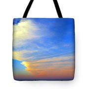 Click #5 From A Rest Stop On The Chesapeake Bay Bridge Tunnel Tote Bag