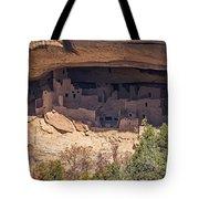 Cliff Dwelling Tote Bag