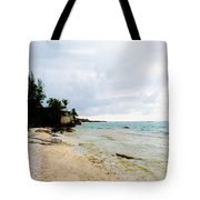 Cliff House 2 Tote Bag