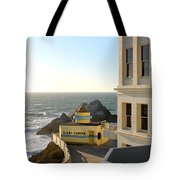Cliff House Giant Camera Tote Bag