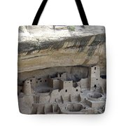 Cliff Palace Overview Tote Bag