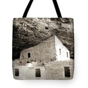 Cliff Palace Room Tote Bag
