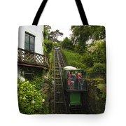 Cliff Railway  Tote Bag