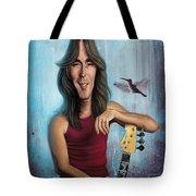 Cliff Williams Tote Bag