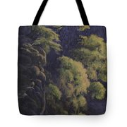 Cliffhangers Tote Bag