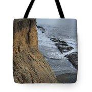 D3a6138-cliffs At Bolinas  Tote Bag