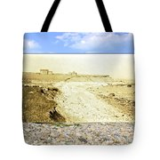 Cliffs At The Town Landing In Little Compton Ri Tote Bag