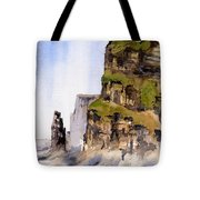 Clare   The Cliffs Of Moher   Tote Bag