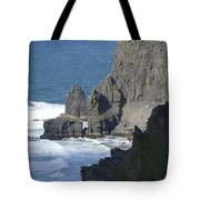 Cliffs Of Moher 6 Tote Bag by Mike McGlothlen