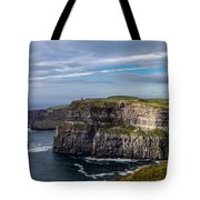 Cliffs Of Moher I Tote Bag