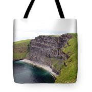 Cliffs Of Moher Panorama 1 Tote Bag