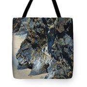 Cliffs Of Pembrokeshire Tote Bag