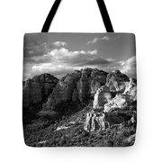 Cliffs Of Sedona Tote Bag