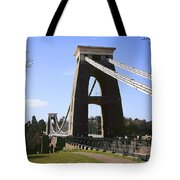 Clifton Suspension Bridge Bristol Tote Bag