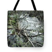 Clinging To Your Roots Tote Bag
