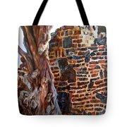 Clinker Wall Tote Bag