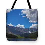 Clinton Gulch Summer Tote Bag