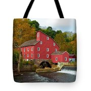 Clinton Mill II  Tote Bag