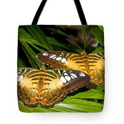 Clipper Butterflies Tote Bag