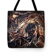 Cloaked In The Wind Tote Bag