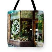 Clock Shop Tote Bag