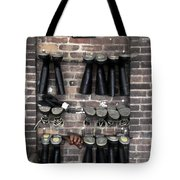 Clocked Out Tote Bag