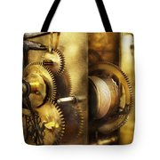 Clockmaker - We All Mesh Tote Bag