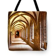 Cloister Arches Tote Bag