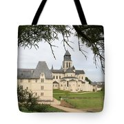 Cloister Fontevraud View - France Tote Bag