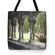 Cloister Saint Trophimus Tote Bag