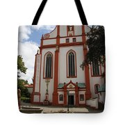 Cloister - St. Marienstern Tote Bag