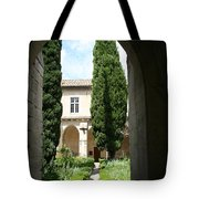 Cloistergarden Chartreuse Tote Bag