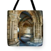 Cloisters Arch Tote Bag