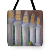 Cloisters New York Tote Bag