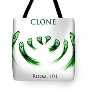 Clone Room 101 Tote Bag