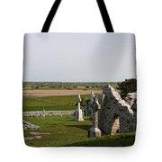 Clonmacnoise - Ireland Tote Bag