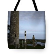 Clonmacnoise On The River Shannon Tote Bag