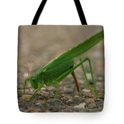 Close Encounter Of The Green Kind Tote Bag