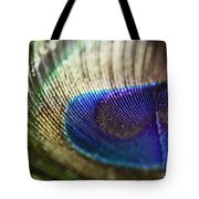Close Feather Tote Bag