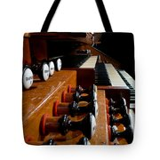Close To The Keys Tote Bag