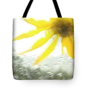 Close-up Of Yellow Wildflower In Grand Tote Bag