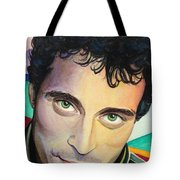 Close Up Portrait Rufus Sewell Tote Bag